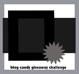 blog candy giveaway challenge