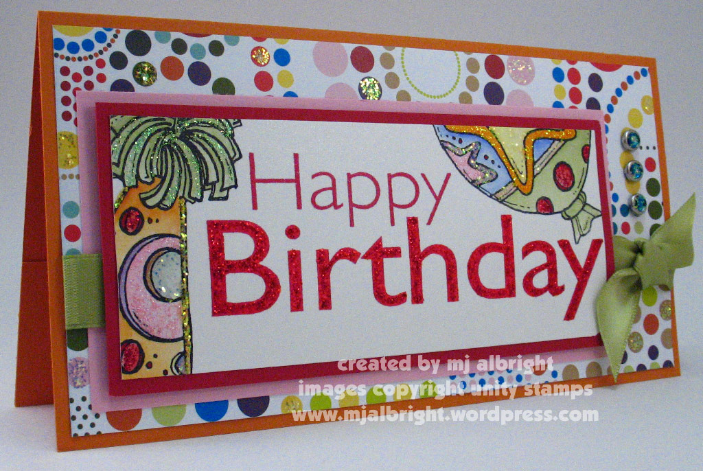 Birthday Wishes Wallpapers. Confetti Birthday set for the